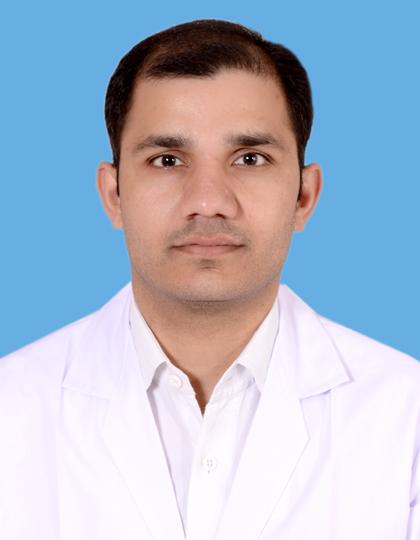 Dr rupesh chaudhary md